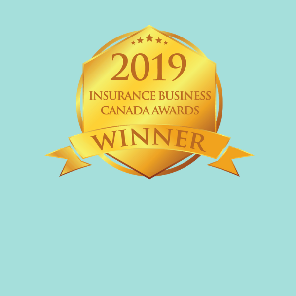 2019 Insurance Business Canada Awards winner